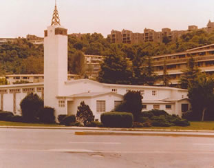 Morman Church, Greenbrae, California -prior to Renovation by EBMC